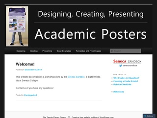 Create Academic Posters
