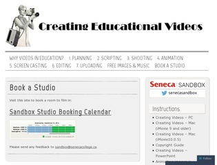 Creating Educational Videos (faculty)